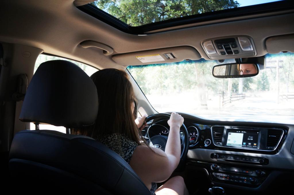 kia sedona ultimate road trip vehicle 2