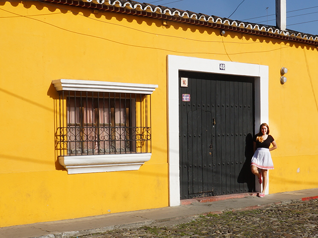 Antigua, Guatemala in Photos