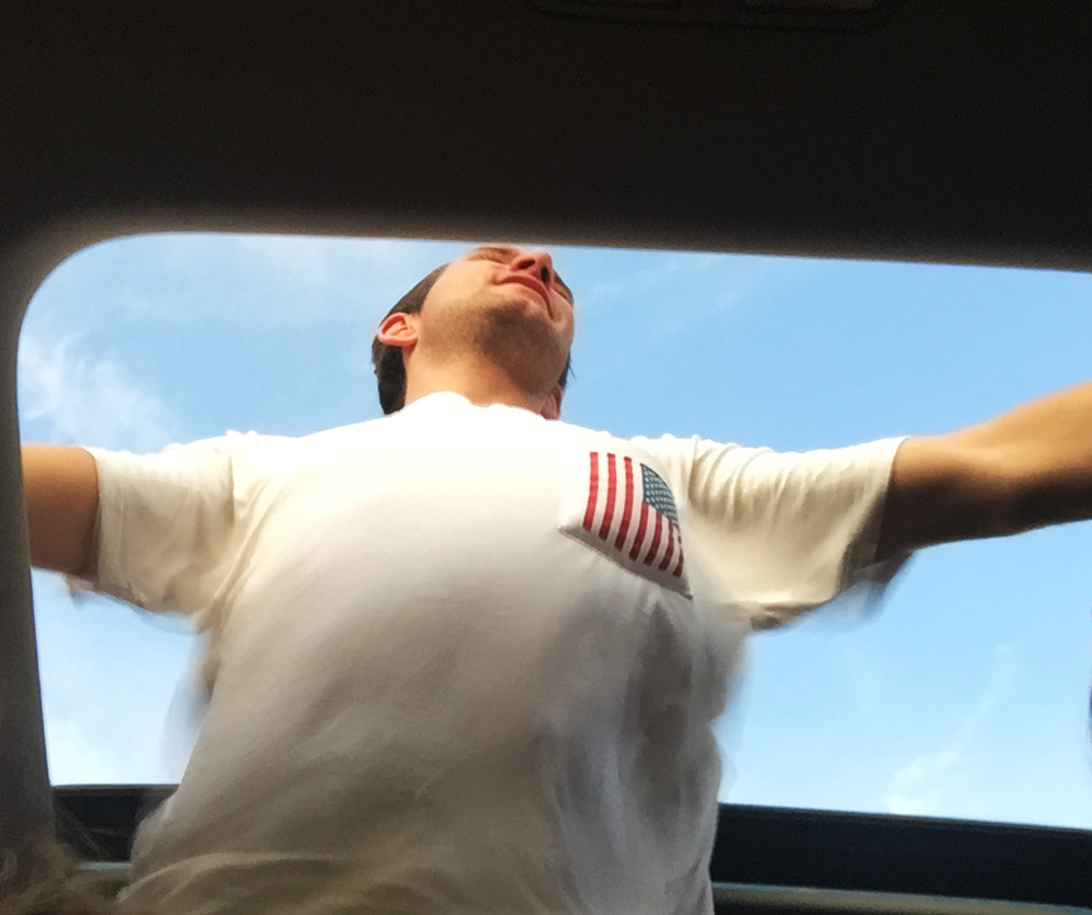 sunroof