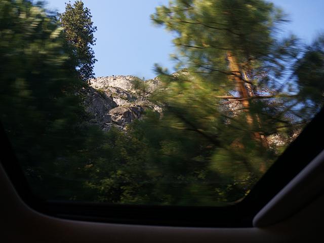 sunroofs help on a scenic california drive