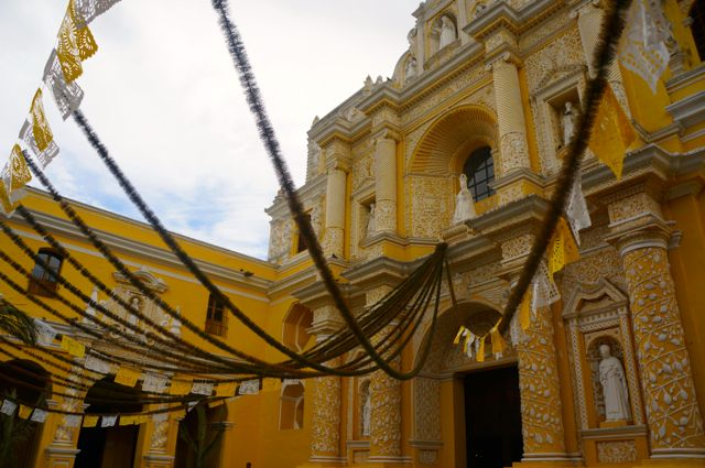 things to see in guatemala in three days church