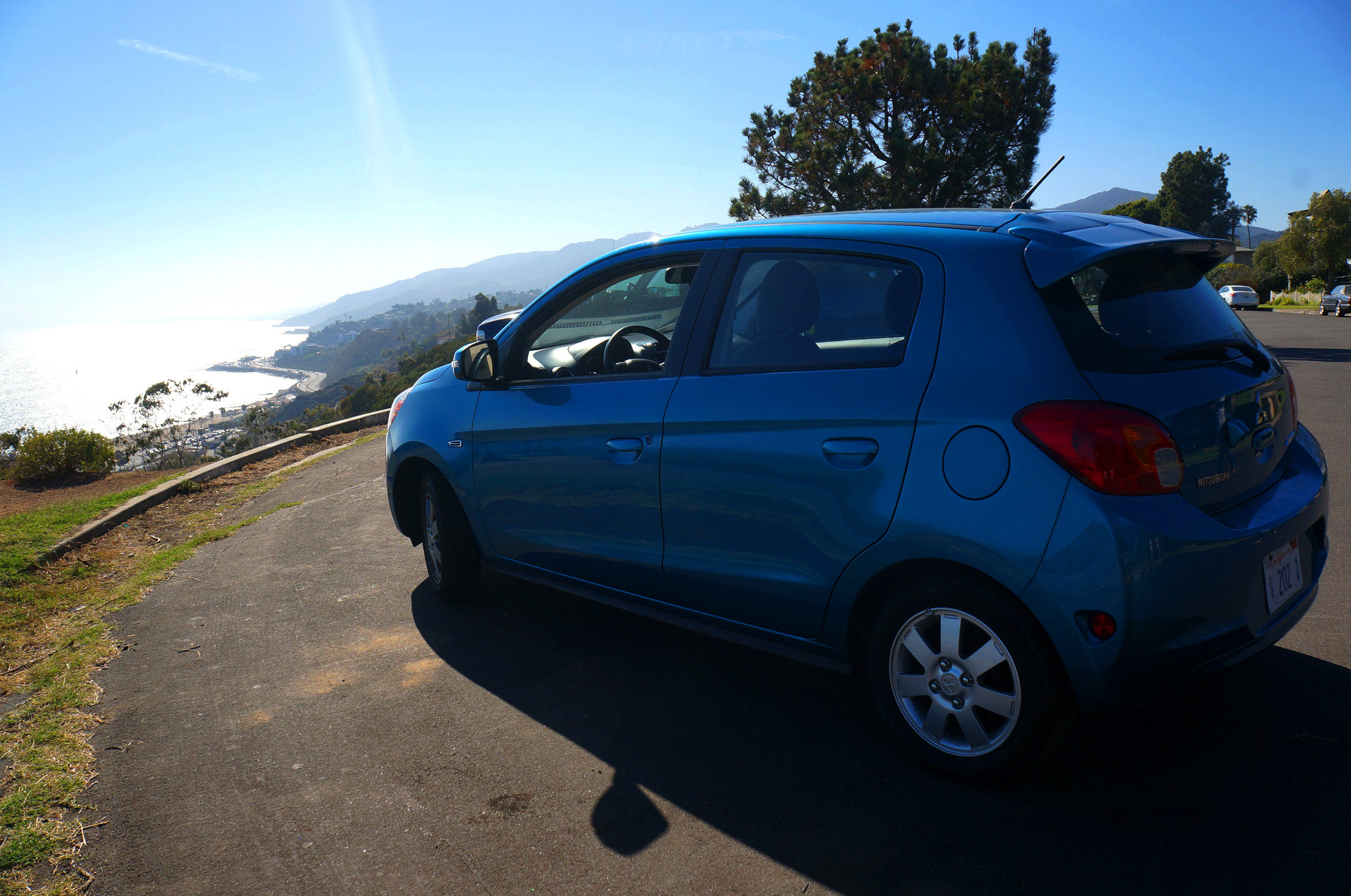 Best Car for City Driving: 2015 Mitsubishi Mirage