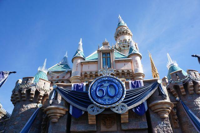 Disneyland 60 anniversary