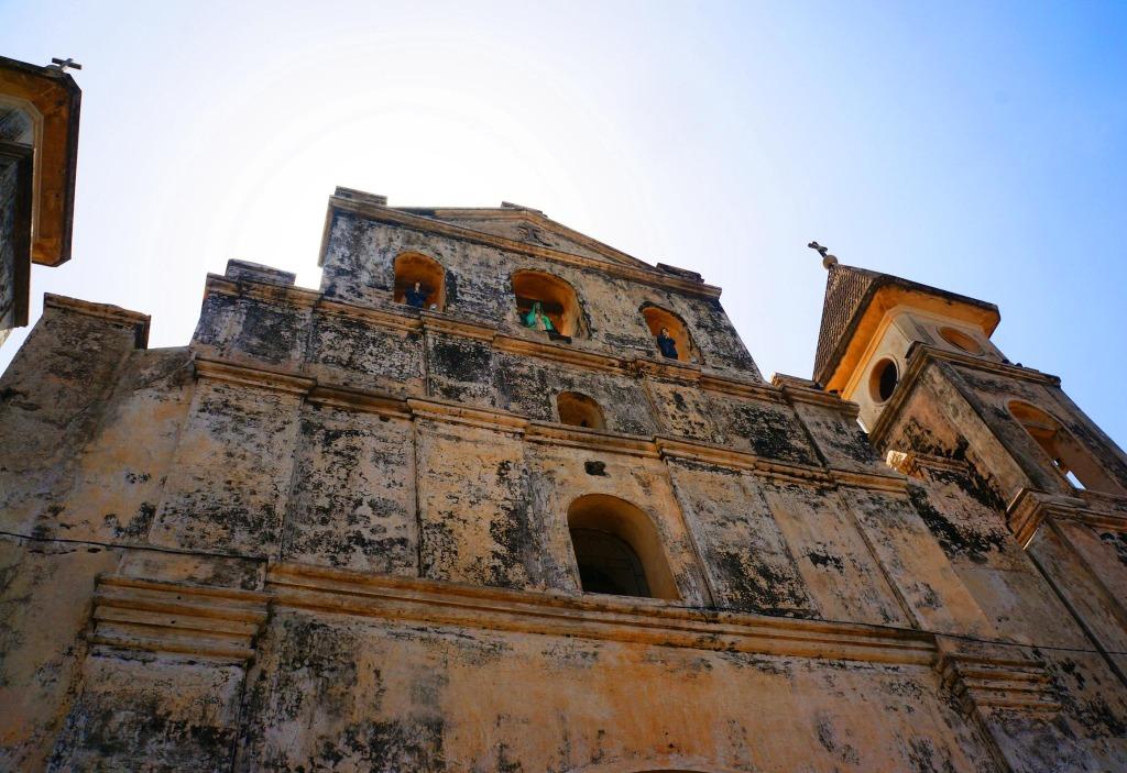Granada Nicaragua in photos church