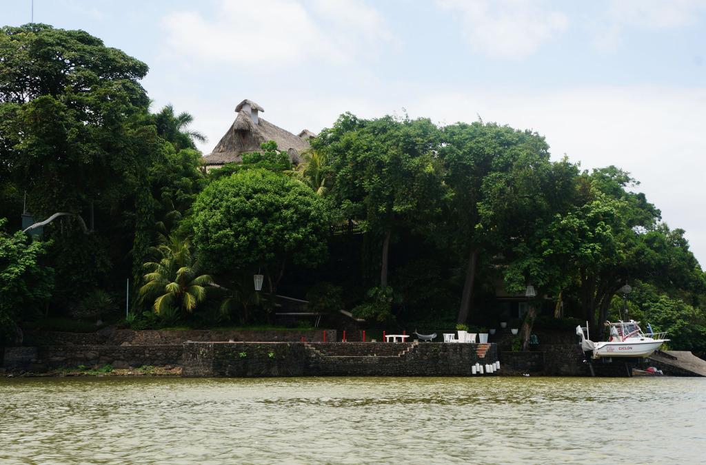Lake Nicaragua compound