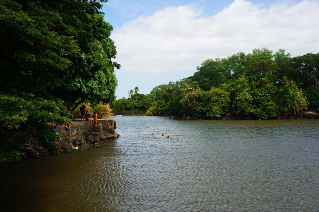 Nicaragua Granada in photos Lake Nicaragua