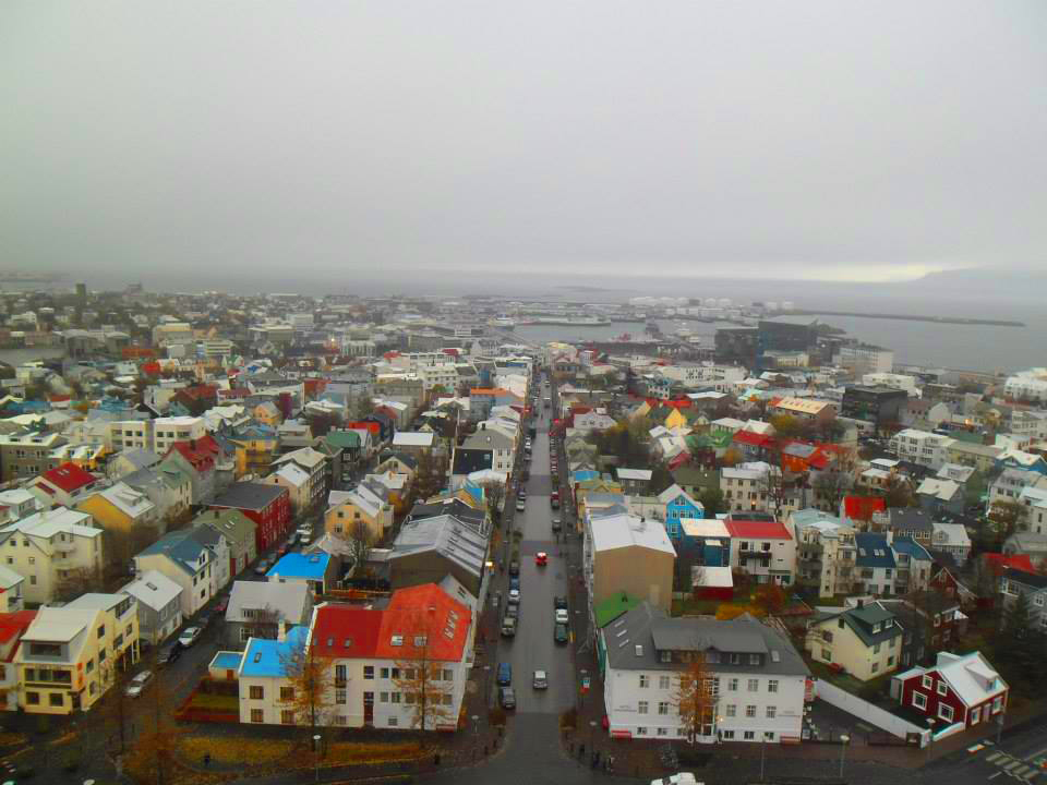 Traveling Alone in Iceland Rekjavik