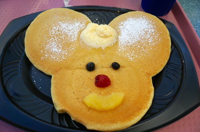 celebrate disneyland 60th anniversary in photos mickey waffle