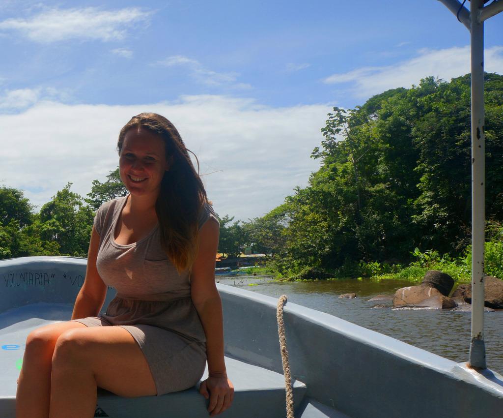 lake nicaragua jungle cruise lauren
