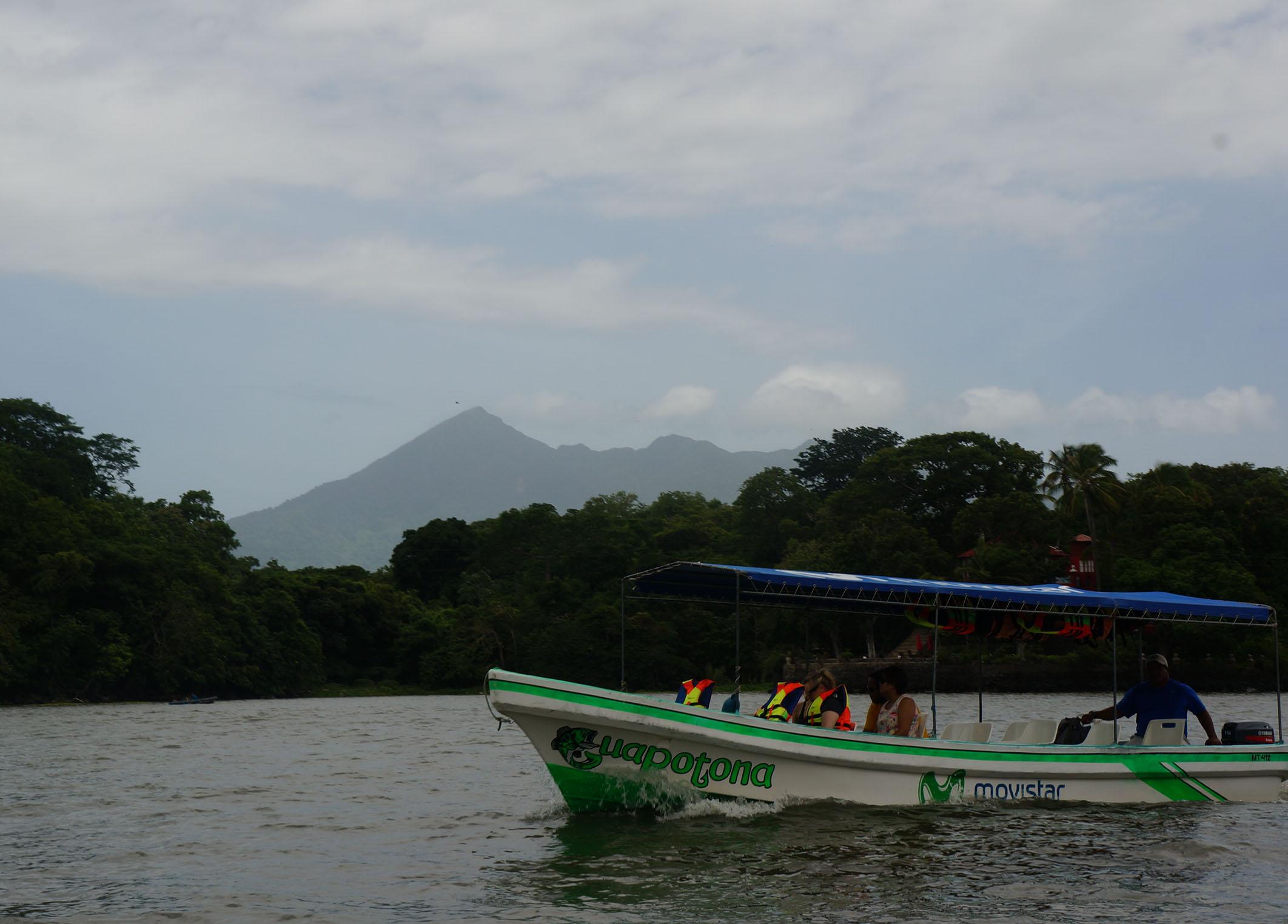 A Jungle Cruise through Las Isletas de Granada in Nicaragua