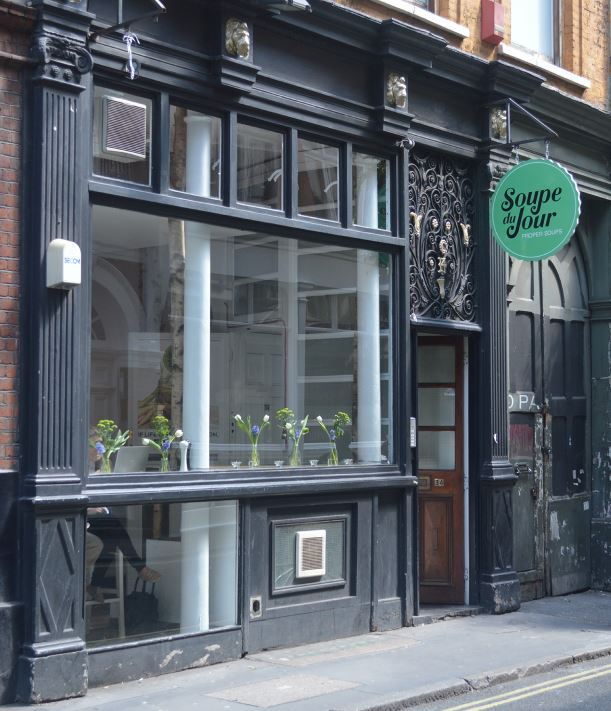 soupe-de-joure Best Places to Dine Solo in the UK