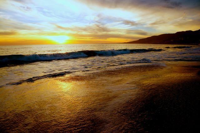 top 5 southern california beaches santa monica