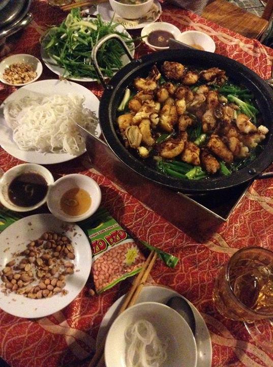 vietnamese food solo trip to Vietnam