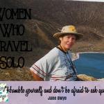 Women Who Travel Solo: Jane Bwye on Namibia Solo Travel