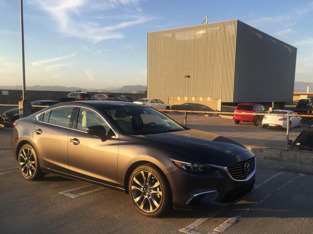 Mazda 6 exterior