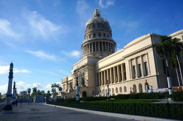 a solo trip to cuba capital