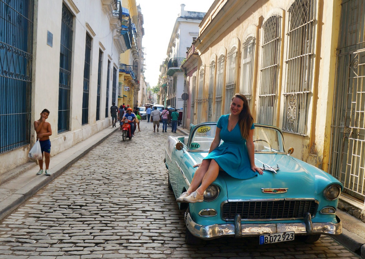 A Solo Trip to Cuba: A Reflection on Visiting My 40th Country