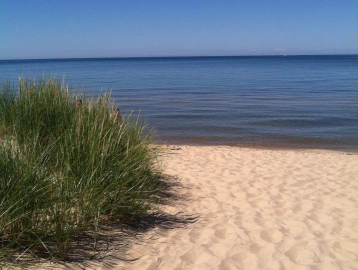 beaches of west michigan