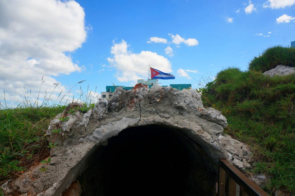 hotel nacional de cuba history - bunker