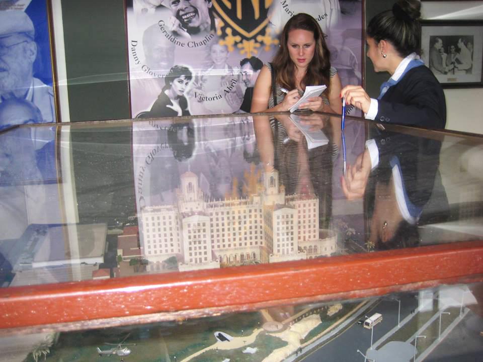 hotel nacional de cuba history- model