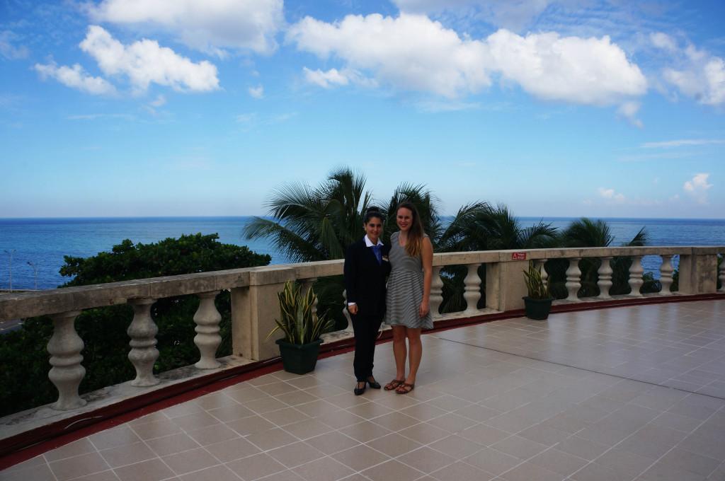 hotel nacional de cuba history- presidential suite balcony