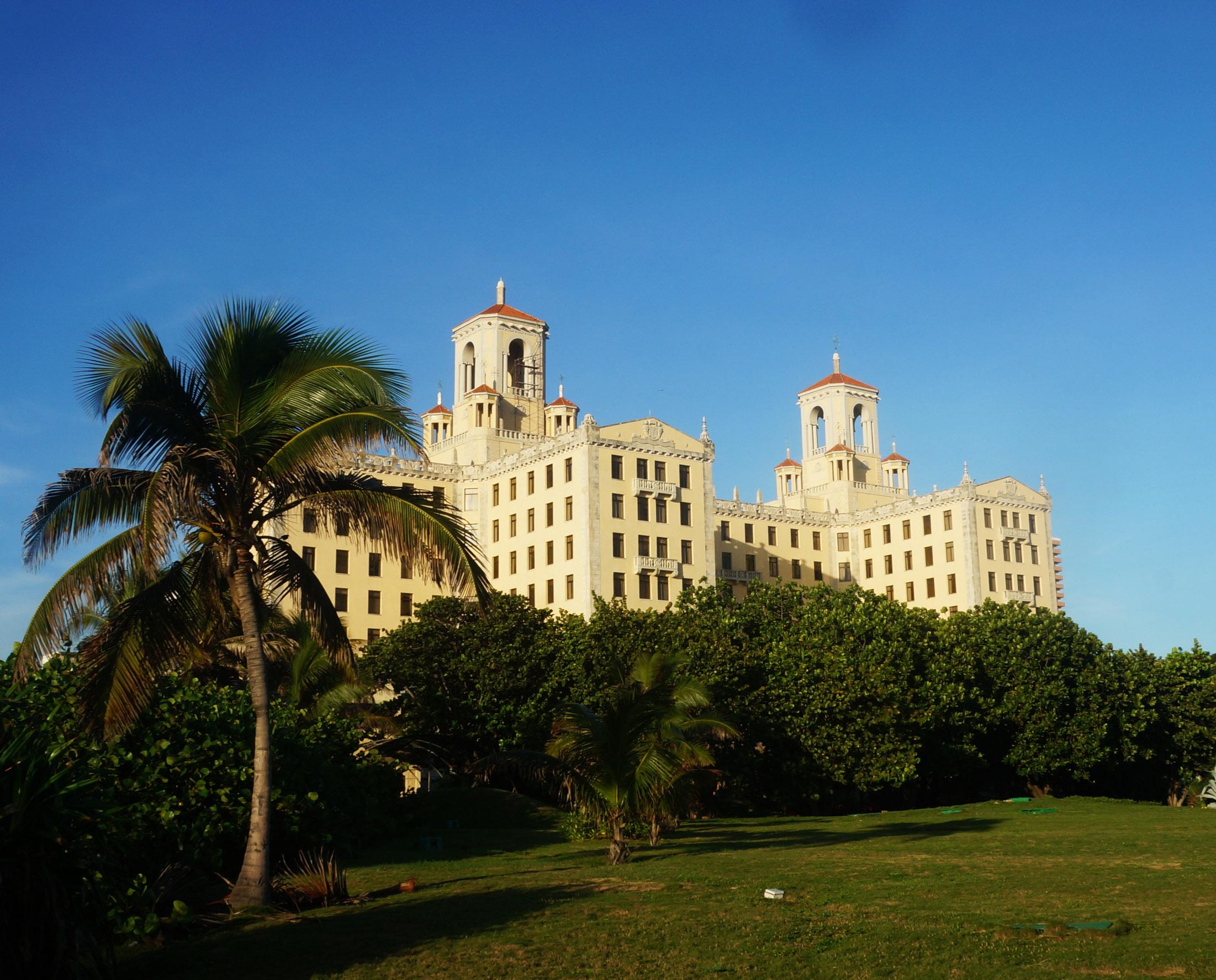 A Walk Through History at the Hotel Nacional de Cuba in Havana
