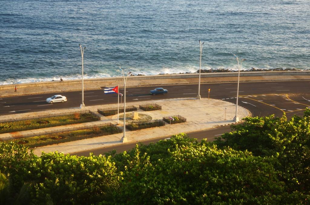 hotel nacional de cuba- the malecon