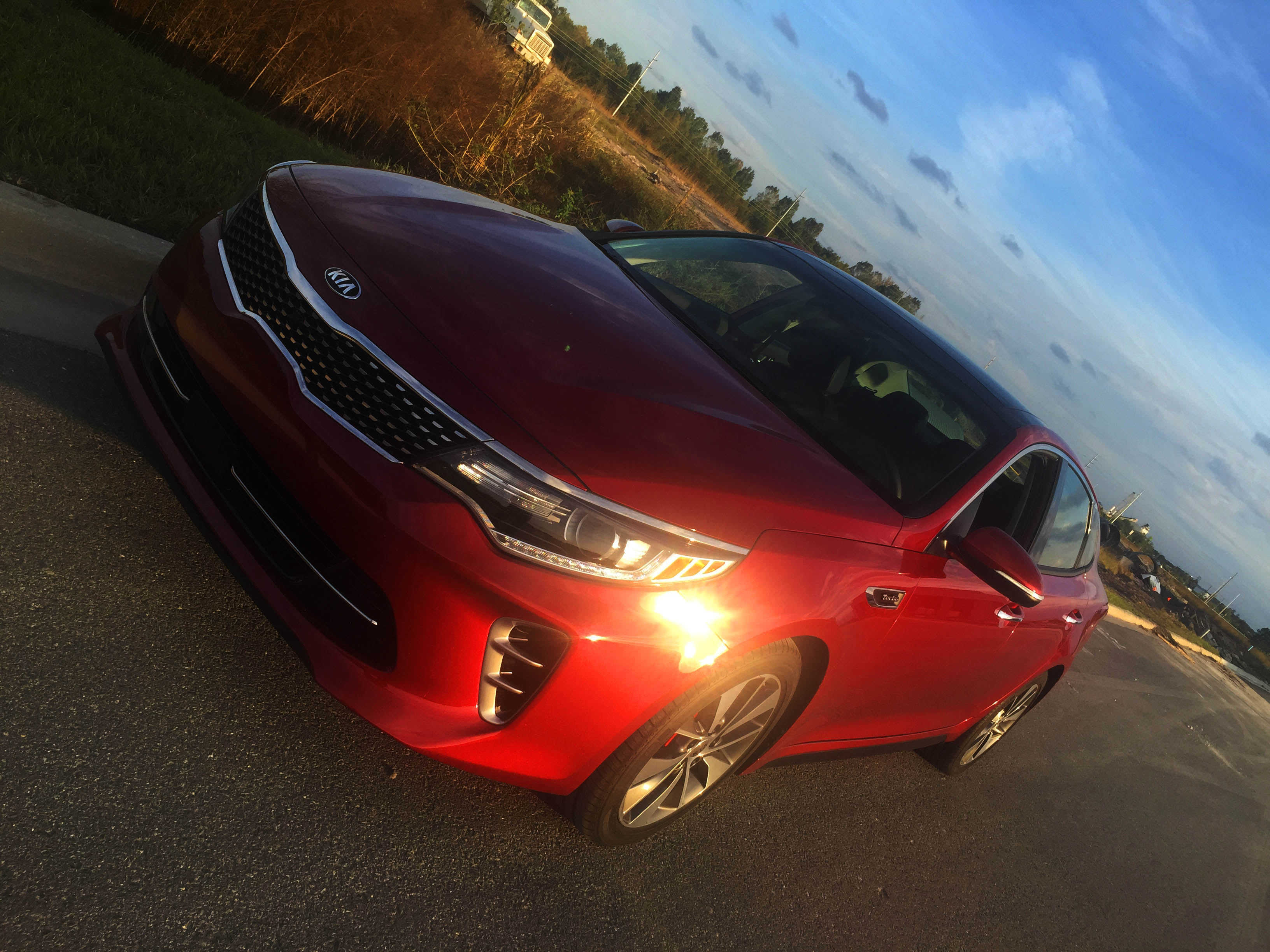 6 Reasons Why I Loved Driving the 2016 Kia Optima SX Turbo
