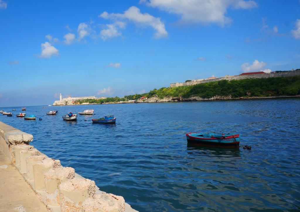 havana tour harbor views
