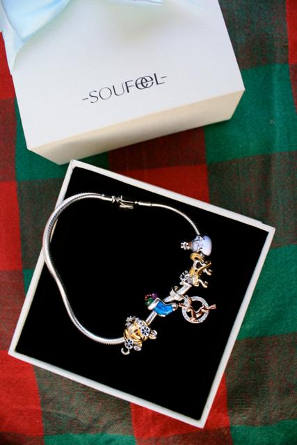 soufeel bracelet holiday giveaway