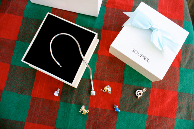 Holiday Giveaway: Soufeel Charms Bracelet