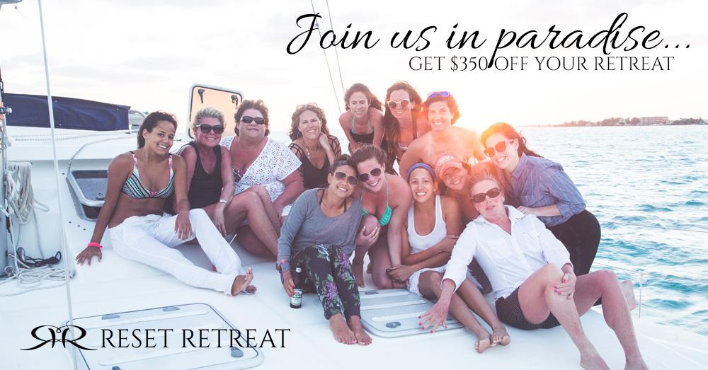 Reset Retreat discount-350