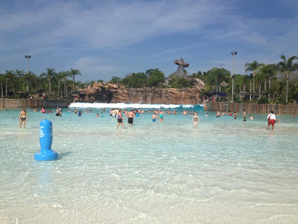 best beaches in central florida disney's typhoon lagoon