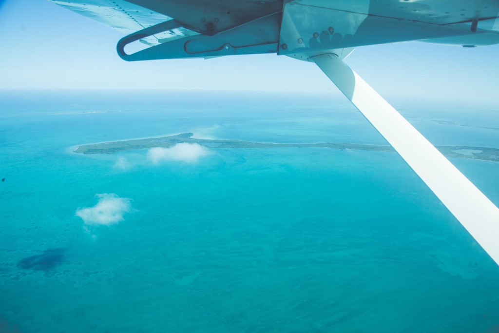 fly over belize