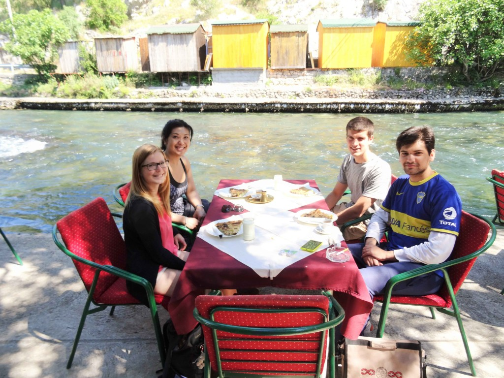 new memories on a solo backpacking trip through europe