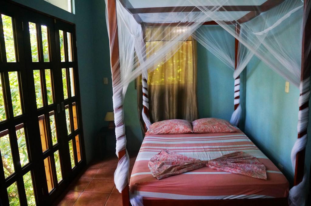 private cabina at luz en el cielo hotel in montezuma