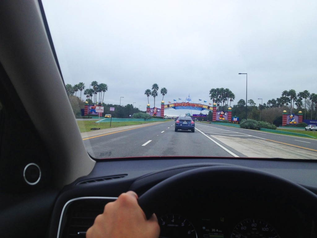 review mitsubishi outlander drive to disney world