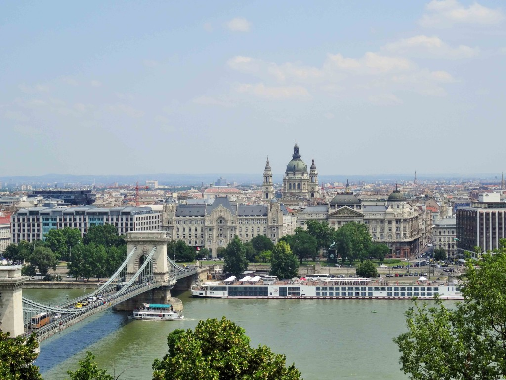 solo backpacking trip through europe budapest