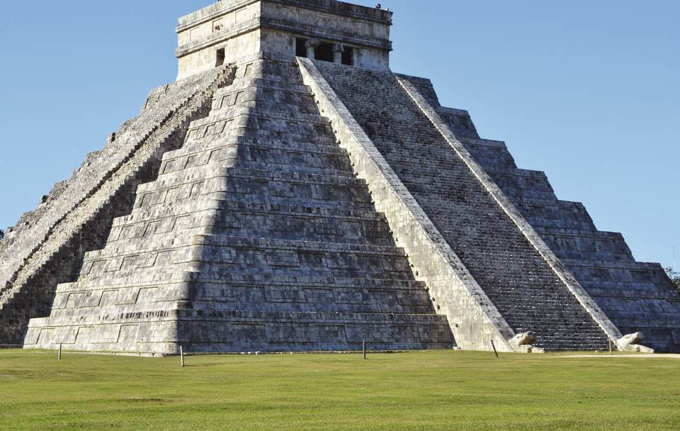 chichen itza on a mexico holiday
