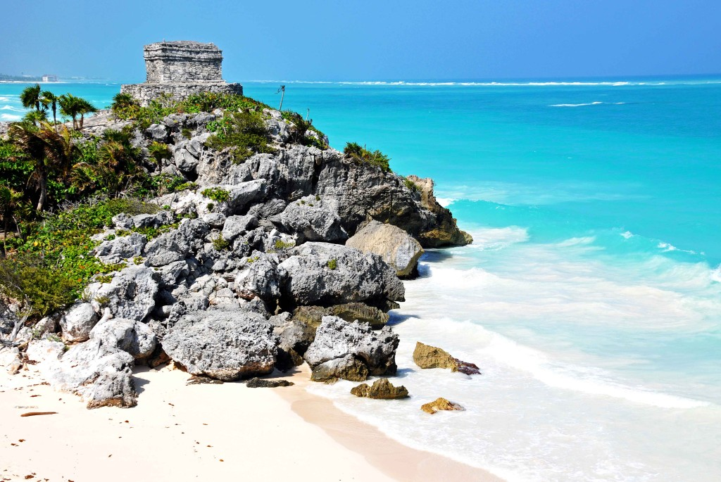 visit tulum on a mexico holiday