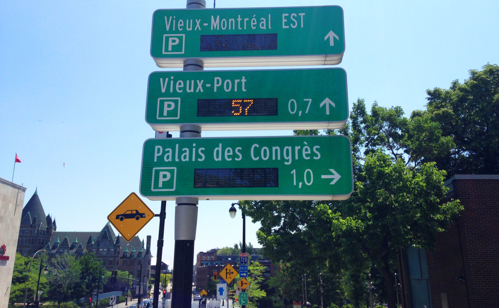 family trip to montreal- french in montreal
