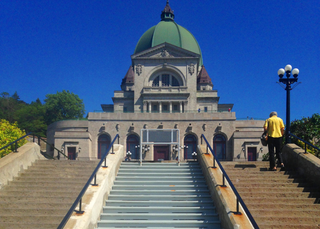 family trip to montreal- impressive buildings