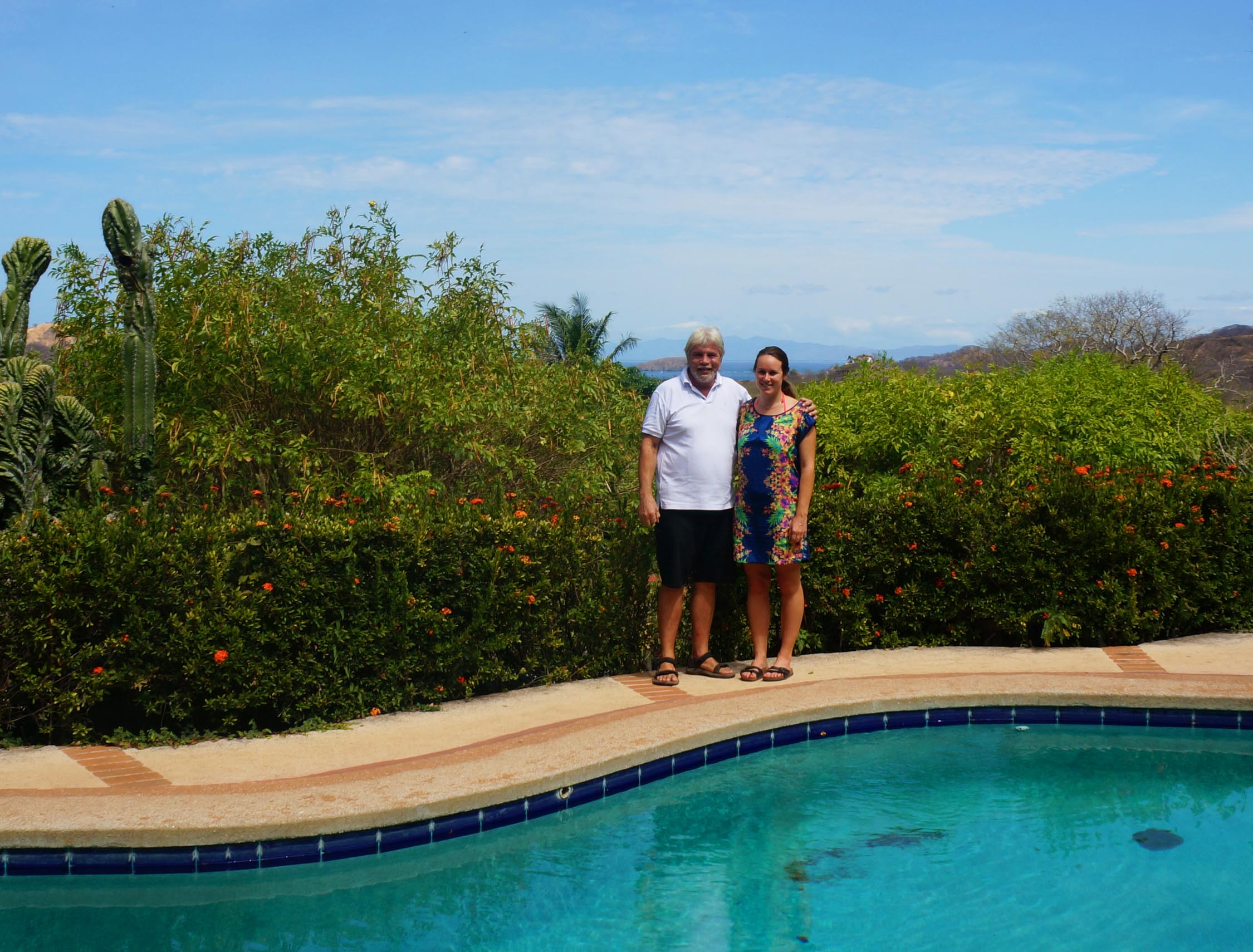 Ocean Views and Starry Skies at Rancho Armadillo Estate in Playas del Coco