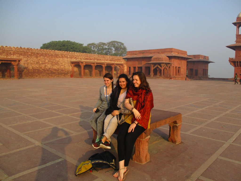 solo travel in india with liz philippon