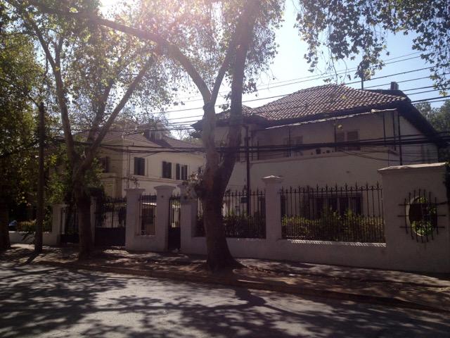 Alma Hostel in Santiago Chile