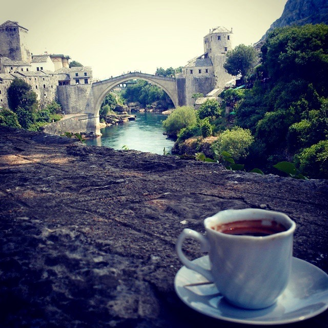 Coffee Break Bosnia and Herzegovina Solo Travel
