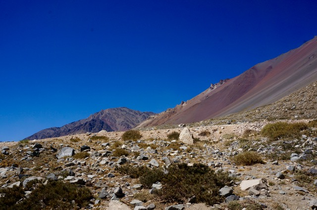 Gorgeous Andes in Chile