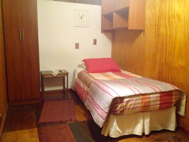 Individual Room at Alma Hostel