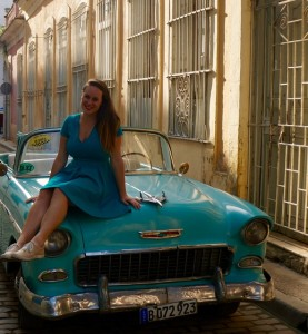 Lauren Salisbury is a travel blogger who has been to 45 countries.
