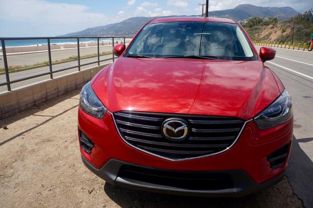 Conquering the Concrete Jungle of Los Angeles in the Mazda CX-5